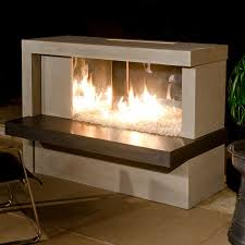 outdoor natural gas fireplace size ideal outdoor natural gas