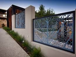 Beautiful Home Fences Designs Ideas Amazing Home Design Privitus - Home fences designs
