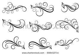 free ornamental floral elements vector download free vector art