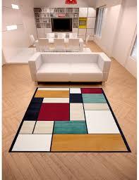 tappeti design moderni tappeto design geometrico moderno 160x230 con sconto 50