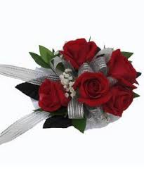 Red Rose Wrist Corsage Corsages For Prom And Homecoming Rockville Md Florists Palace