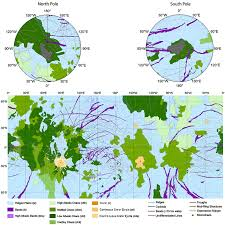 map of geologic map of europa highlights targets for future exploration eos