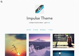tumblr themes art blog 25 responsive tumblr themes for photographers photobloggers