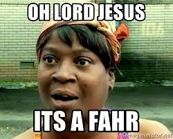 Meme Generator Sweet Brown - list of synonyms and antonyms of the word lawd jesus meme