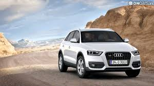 price q3 audi audi q3 2 0 tfsi petrol launched in india at rs 27 37 lakh