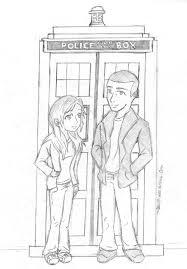 9th doctor and rose tyler by lauu7 on deviantart rose tyler