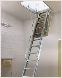 commercial attic ladder