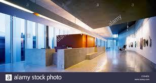 Reception Desks Ireland by Solstice Arts Centre Navan Ireland Architect Grafton