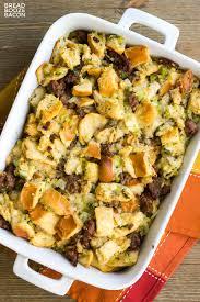 classic sausage thanksgiving side dish recipe