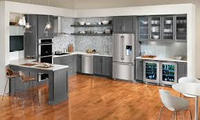 Modern Kitchen Cabinets 15 Modern Grey Kitchen Cabinets In Silver Shades Fresh Design Pedia