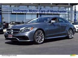 mercedes classic 2017 2017 mercedes benz cls amg 63 s 4matic coupe in selenite grey
