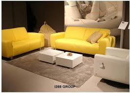 Yellow Sleeper Sofa Wonderful Yellow Leather Sofa Yellow Leather Chair Sedona Leather
