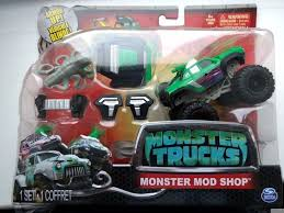 monster trucks monster trucks monster mod shop toy monster truck official