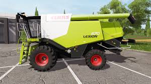 lexion 670 v0 9 for farming simulator 2017