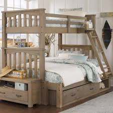 Harper TwinFull Bunk Highlands Collection NE Kids - Ne kids bunk beds