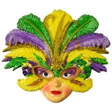 mardi gras feather masks feathered mask magnet mardigrasoutlet