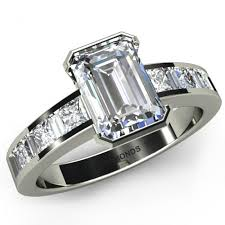emerald cut rings images Lucy gia emerald cut diamond engagement ring jpg