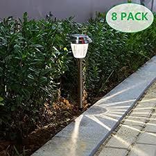 Solar Landscaping Lights Led Solar Lights Outdoor Landscape Pathway Lighting Sun Powered