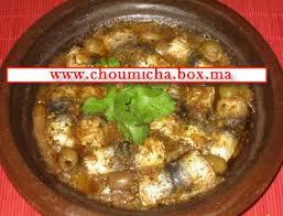 recette de cuisine choumicha tajine de sardines roulées choumicha cuisine marocaine choumicha