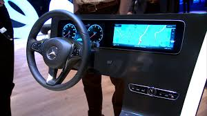 mercedes dashboard 2017 new mercedes benz dashboard lets you choose the gauges