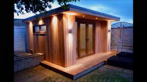 stunning timber frame garden room build by planet design youtube