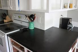 Chalkboard Kitchen Backsplash by How To Make A Subway Tile Backsplash For Cheap All Things New