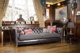 tetrad empire grand sofa in ralph lauren signature fabric