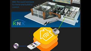 Home Kit Demo Apple Homekit Met Knx Domotica Nederlands Youtube