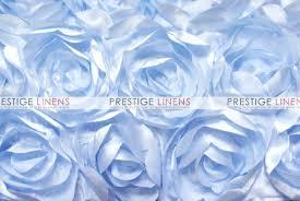 ice blue table runner mini rosette table runner ice blue prestige linens