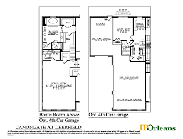 at t center floor plan canongate at deerfield jporleans