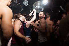 defiant on the dance floor l g b t q night life in new york