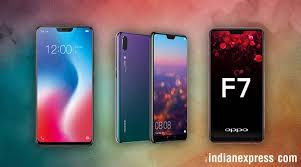 Oppo F7 Huawei P20 Pro Oppo F7 Vivo V9 Oneplus 6 Top Android Phones
