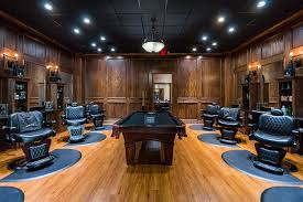 contracting project boardroom salon for men
