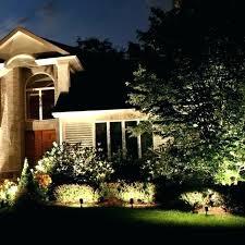 Exterior Led Landscape Lighting Extraordinary Low Voltage Led Landscape Lighting Led Landscape