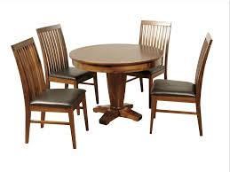 Wood Dining Tables Wood Kitchen Tables - Round wood dining room tables