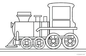 coloring page train car thomas the tank engine coloring pages james kids coloring train