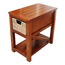 Charging Shelf Goods For Life Cameron Charging Station End Table