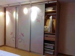 Contemporary Floor To Ceiling Closet Doors  Tedxregina Closet Design