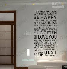 home decor wall art stickers 1000 images about word walls on