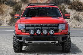 Ford Raptor Red - ford f 150 svt raptor roush 6 images video roush performance