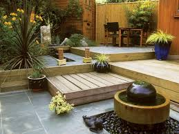 Backyard Pictures Ideas Landscape Lovable Small Backyard Ideas Small Yard Design Ideas