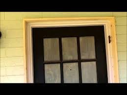 Front Exterior Door Front Door Entry Way Exterior Molding Wmv