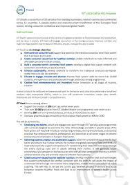 eit food factsheet european institute of innovation u0026 technology