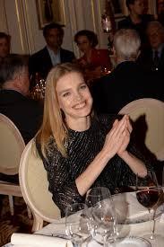 natalia vodianova at heart and etam cocktail party in paris