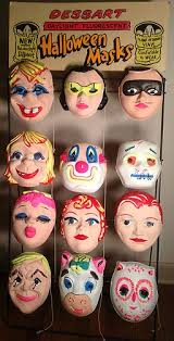 vintage masks vintage masks scary for all the wrong reasons found