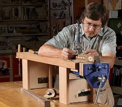 Ideal Woodworking Workbench Height by Mini Workbench Works Wonders Finewoodworking