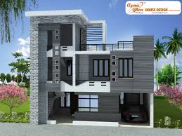 Townhouse Design Plans by 3 Bedrooms Duplex House Design In 180m2 10m X 18m Design