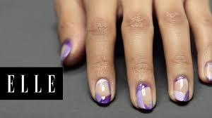 purple graphic nail designs youtube