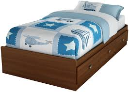South Shore Twin Platform Bed Amazon Com South Shore Willow Collection Twin Mates Bed 39 Inch