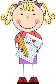 Student Desk Clipart Student Writing Clipart Clipartion Com